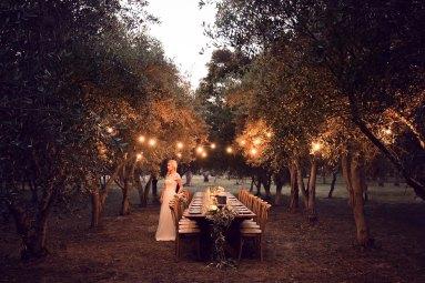 Wedding Night Outdoor
